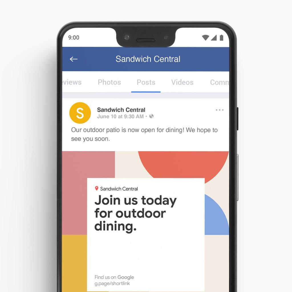 Google marketing kit