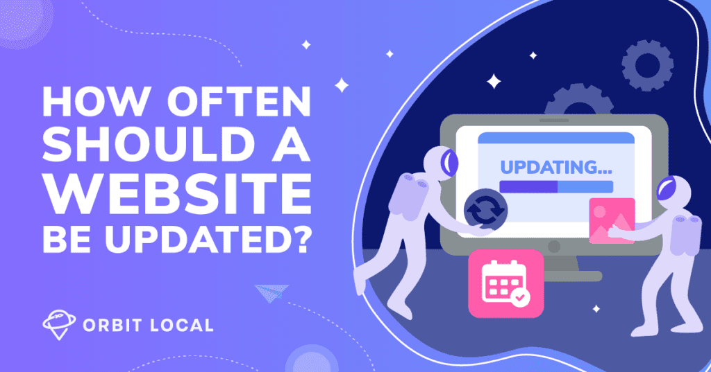 How Often Should A Website Be Updated