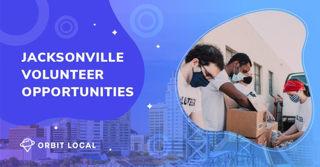 Jacksonville volunteering opportunities