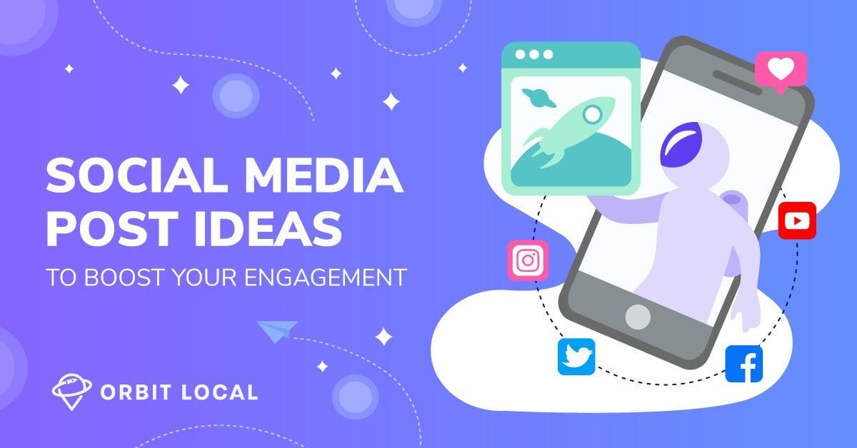 Social Media Post Ideas