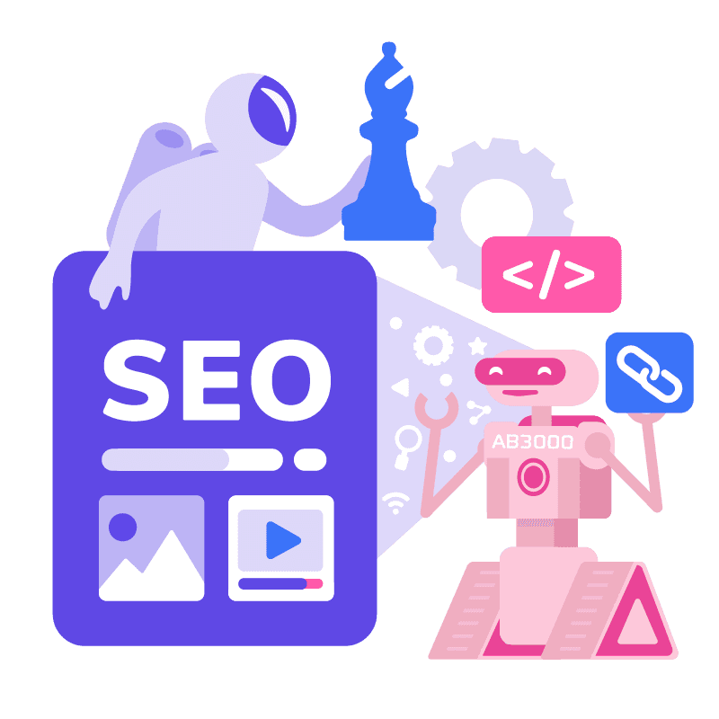 SEO Illustration Strategy and Technical SEO 09