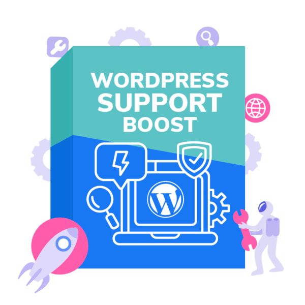 WordPress Support Boost