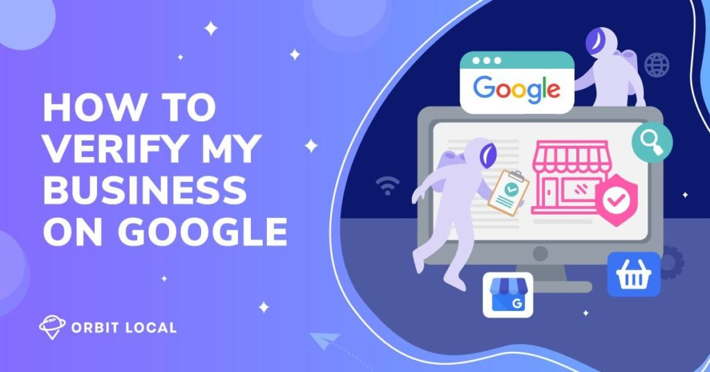 how to verify my business on google 1