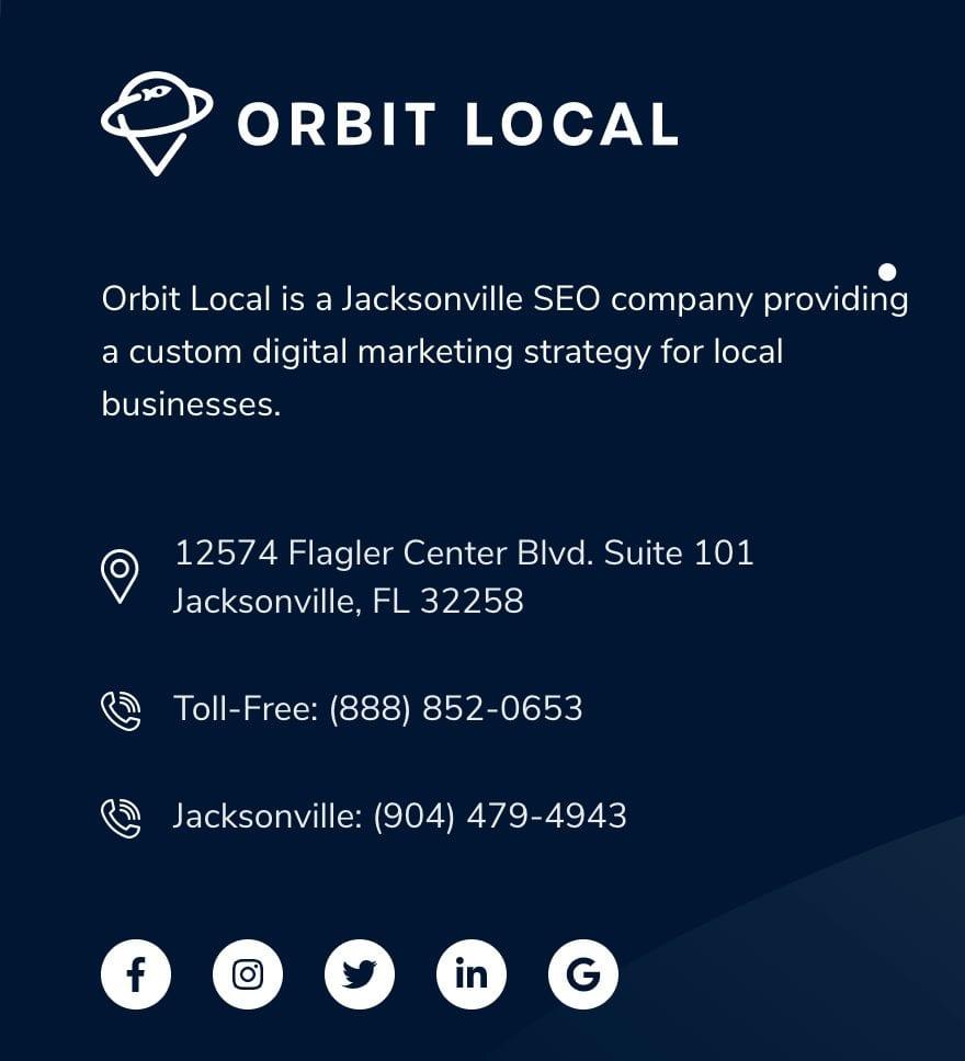 Orbit Local NAP